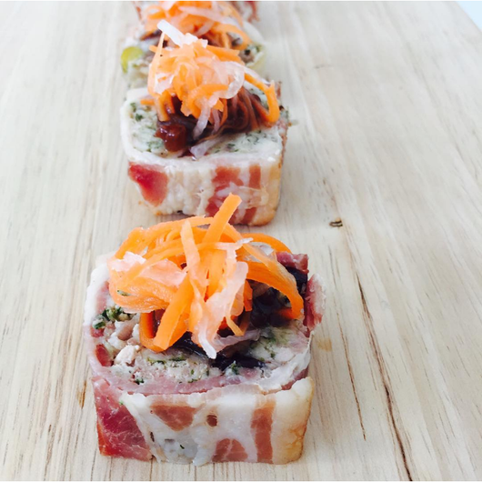 Chicken & Pork Terrines (GF)