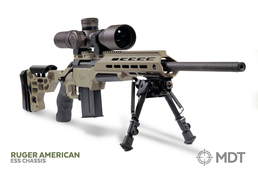 MDT Releases ESS Chassis system for Ruger American SA