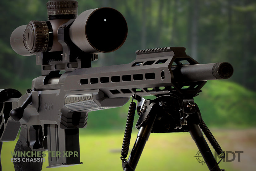 MDT Releases ESS Chassis system for Winchester XPR SA
