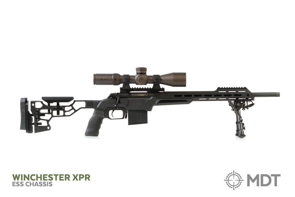 mdt releases ess chassis system for winchester xpr sa modular
