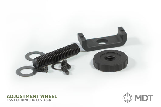 ESS Folding Buttstock Adjustment Wheel