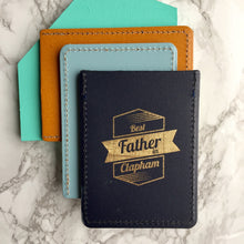Travel wallet for Dad