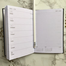 Personalised 'Plans' 2018 Diary