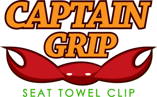 Captain Grip Seat Towel Clip USA