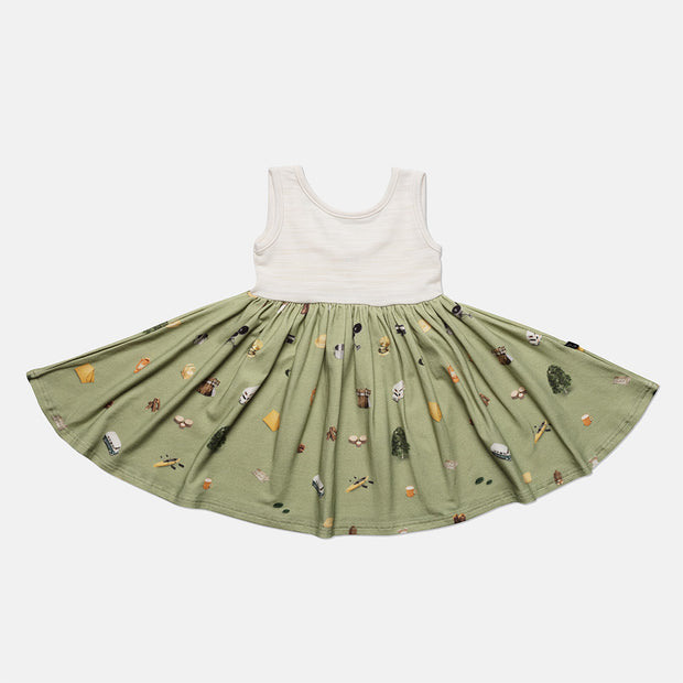 White Camper Dress - 21€ (Antes 42€)
