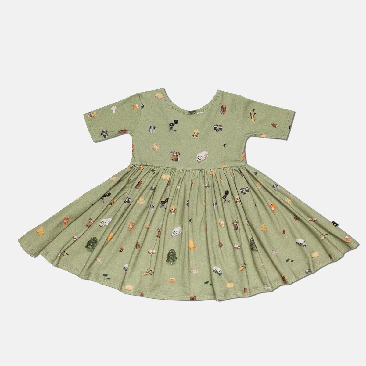 Sleeve Camper Dress - 22€ (Antes 44€)