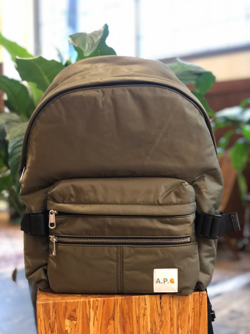 APC x Carhartt WIP Backpack