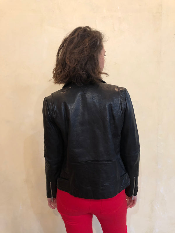 Jayne Leather Jacket