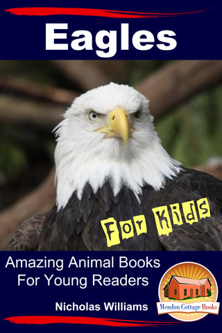 eagles-amazing animal books