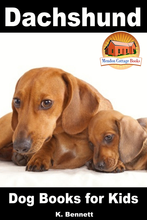 Dachshund-Dog Books for Kids