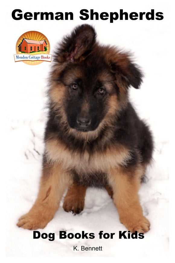 German Shepherds-Dog Books for Kids
