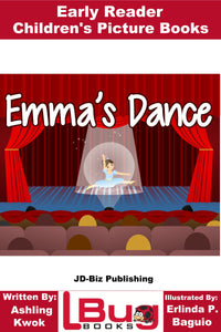 Emma's Dance - Early Reader - Children's Picture Books