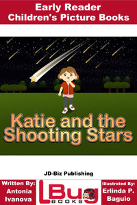 Katie and the Shooting Stars - Early Reader - Children's Picture Books