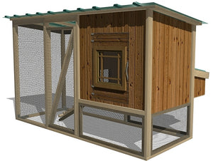 Portable Chicken Coop ebook