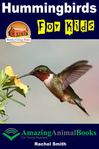 Hummingbirds For Kids-  Amazing Animal Books For Young Readers