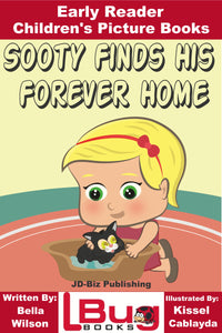 Scoty Finds His Forever Home - Early Reader Children's Picture Books