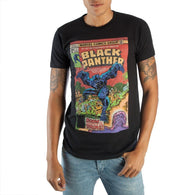 Black Panther Corrugated Boxed T-Shirt
