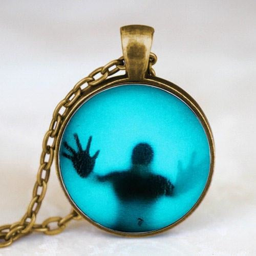 The Walking Dead Vintage Pendant Necklace