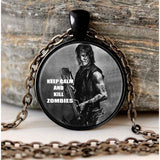 The Walking Dead Pendant Necklace - All The Fuss
