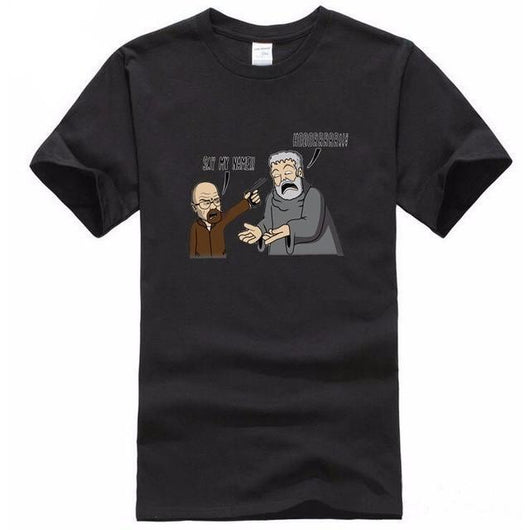 Breaking Bad Game of Thrones T Shirt