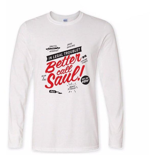 Better Call Saul Long Sleeve Shirt