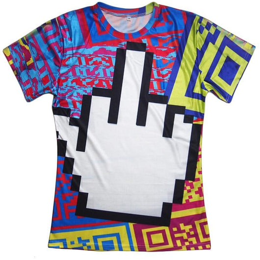 Finger T-Shirt