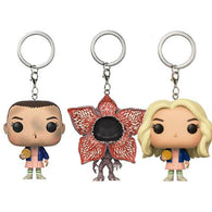 Stranger Things Keychain - All The Fuss