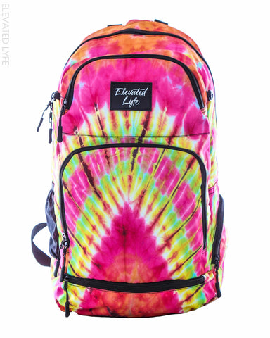 Tie Dye - PEAK Collection Hydration Pack (2L) Backpack - Elevated Lyfe