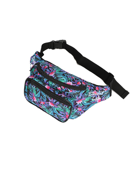 Floral - Fanny Pack - Elevated Lyfe