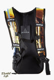 Gold Holographic w/ LIGHT UP EL WIRE - CLASSIC Collection V2 Hydration Pack (2L)