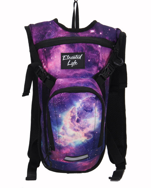 Space Cadet - MINI PACK Hydration Pack (2L) - Elevated Lyfe