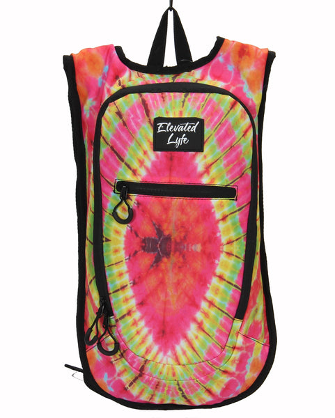 Tie Dye - CLASSIC Collection V1 Hydration Pack (2L) - Elevated Lyfe