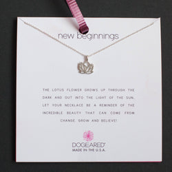 Dogeared New Beginnings Necklace