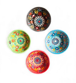 Hand Painted Turkish Bowls 10cm