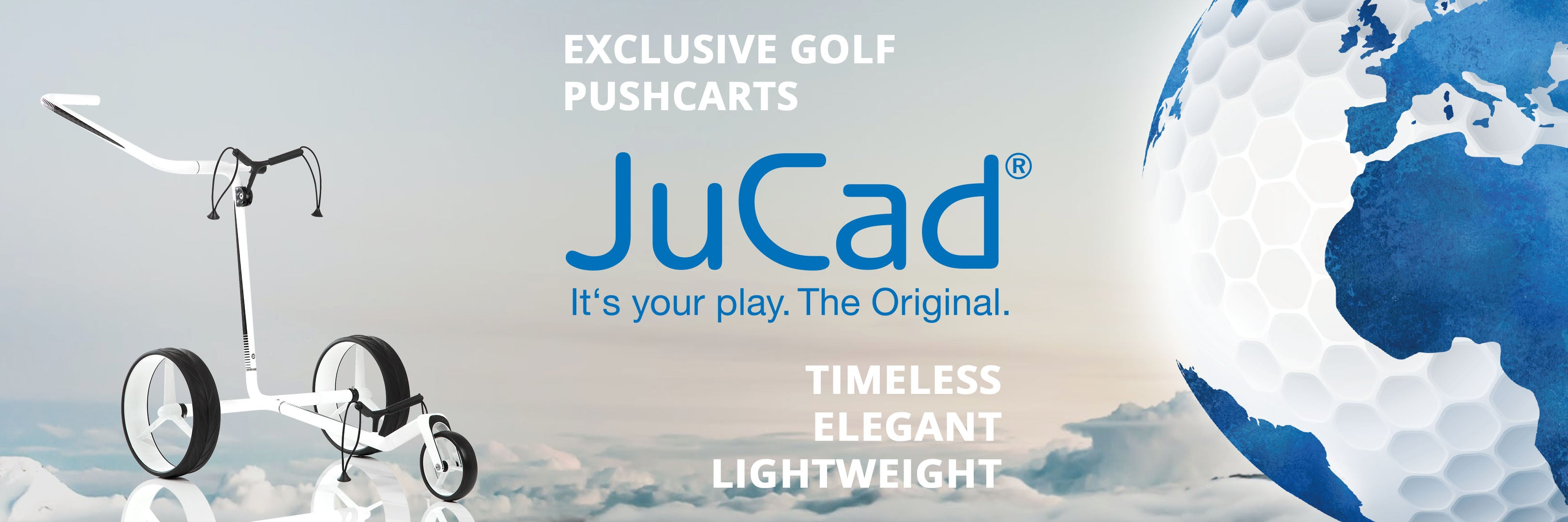 Jucad Golf Pushcart Trolleys