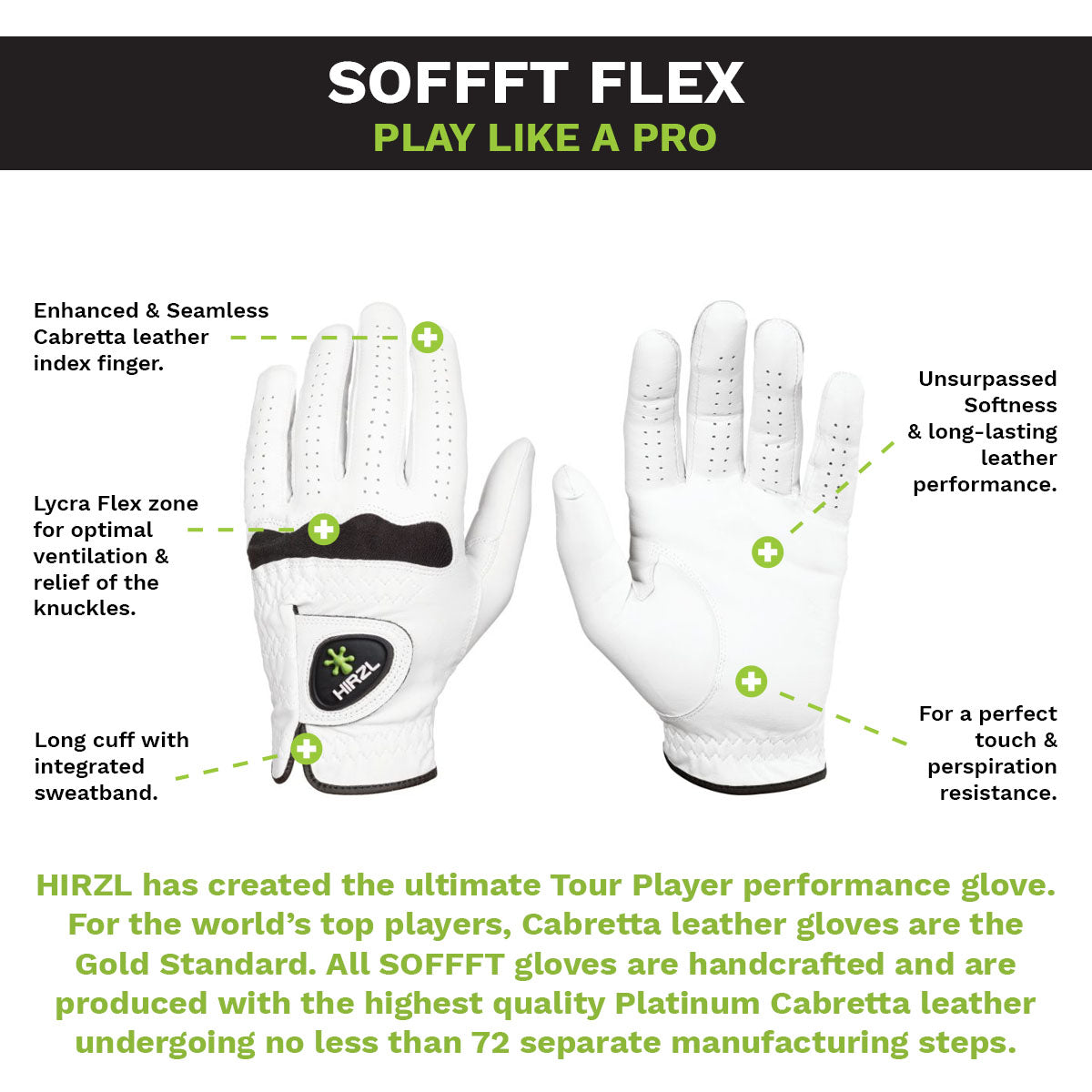Hirzl Soffft Flex Gloves