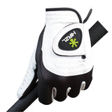 HIRZL Trust Control 2.0 - Golf Gloves - White / Black