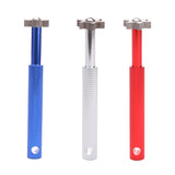 Golf Club Grooving Sharpening Tool - Alloy - Various Colors