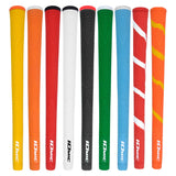 Golf Club Grip Sets in 10 Cool Colors (8 pieces of one color per order)