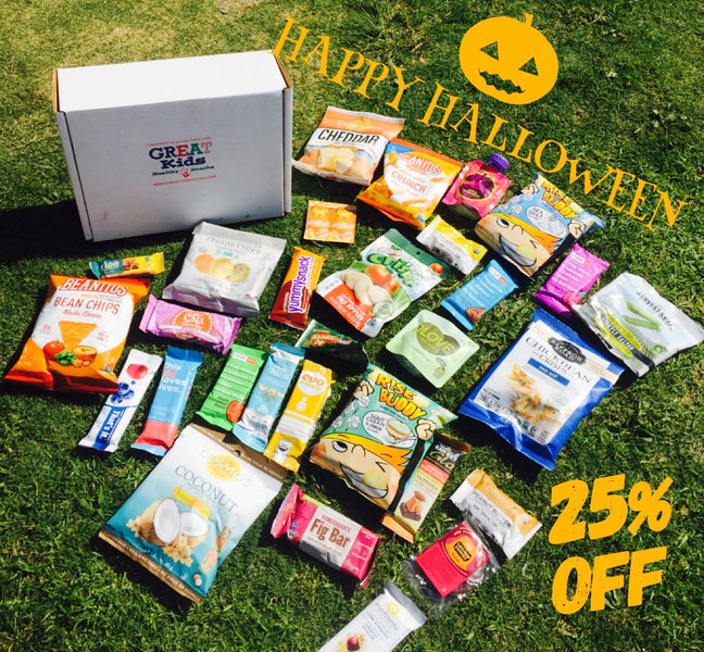 Healthy Halloween Treats 🎃 👻 25% off