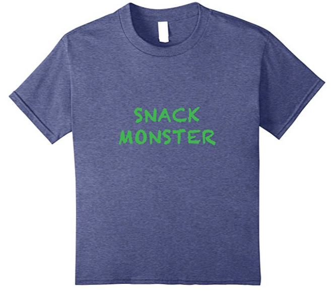 Fashionably Snacking - Let the world know you love snacks