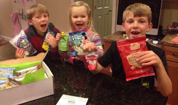 GREAT Kids Snack Box Healthy exciting snacks