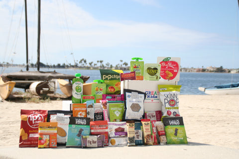 GREAT Kids Snack Box - Healthy kids snacks for summer