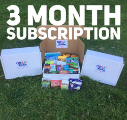 30 Snacks - 3 month subscription
