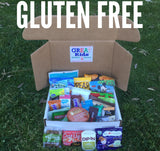 GLUTEN FREE - 30 Snacks - Delivered Monthly