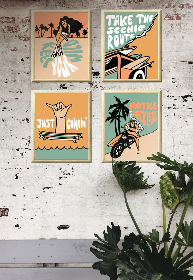 Adventure Wall Prints