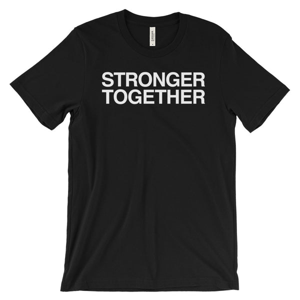 Men's T-shirt: STRONGER TOGETHER