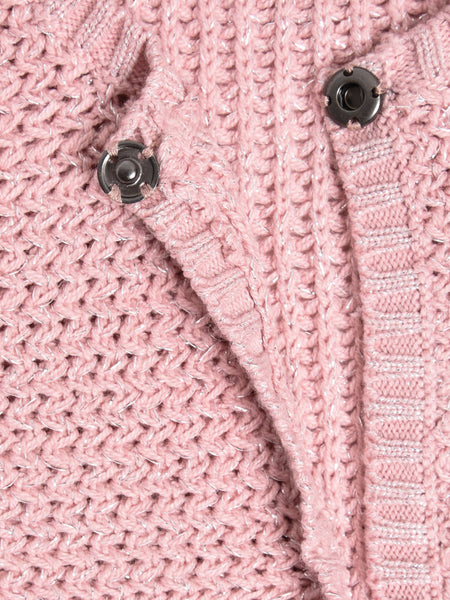 Name it Newborn Girl Knitted Bolero ZEPHYR CLIP BUTTON