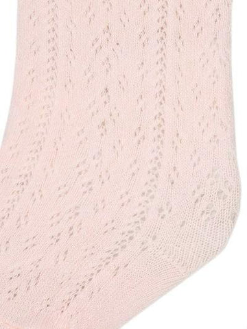 Name it Newborn Girl Ribbed Tights