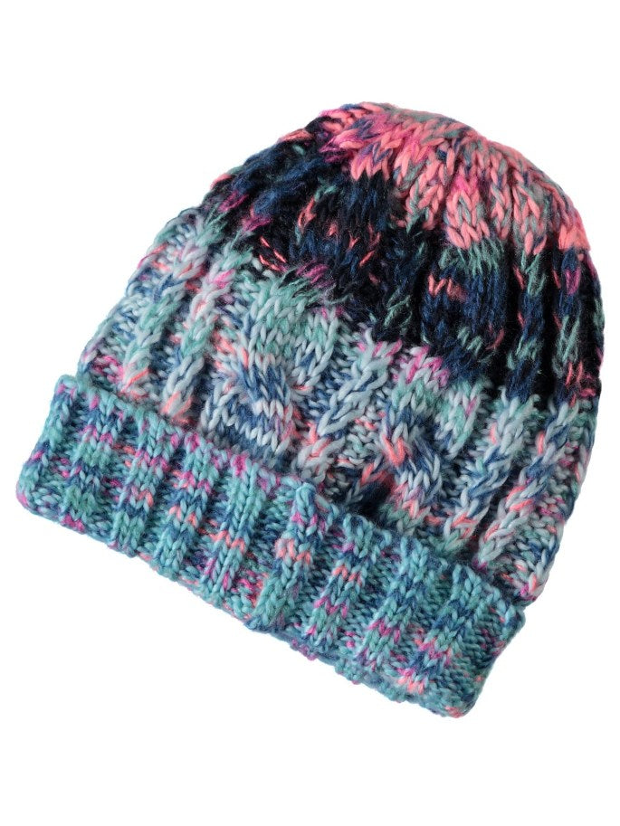 Name it Mini Girl Colourful Knitted Hat